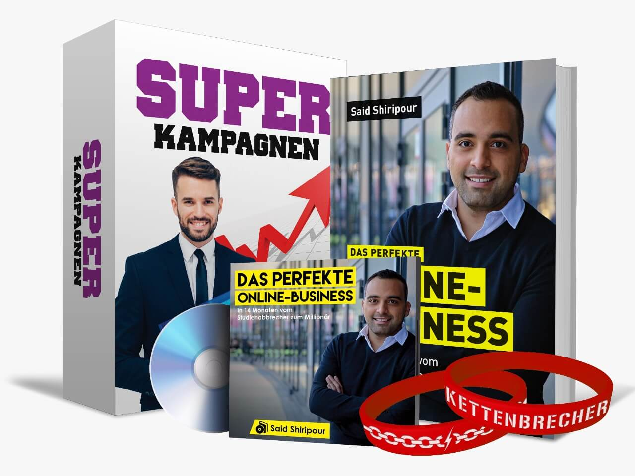 Das perfekte Online Business - Said Shiripour Buch