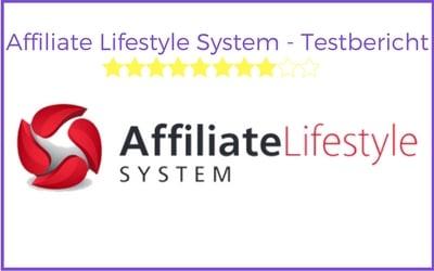 Affiliate Lifestyle System Erfahrungen - Test