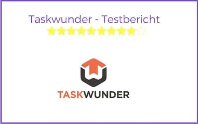Taskwunder Erfahrungen