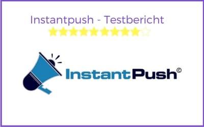 Instantpush Erfahrungen - Neues E-Mail Marketing