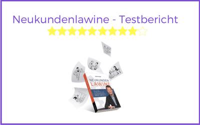 Neukundenlawine Erfahrungen – Jakob Hager Buch