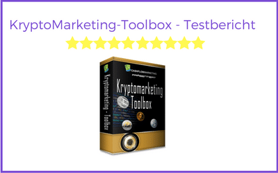 KryptoMarketing-Toolbox Erfahrungen