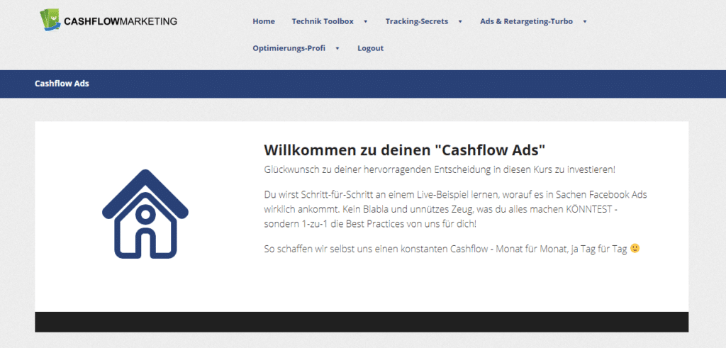casfhlow ads - home