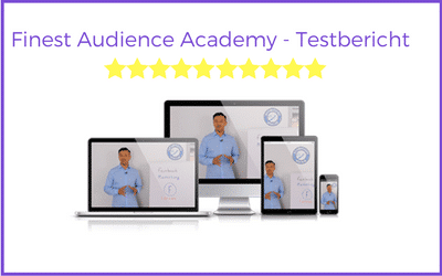 Finest Audience Academy Erfahrungen