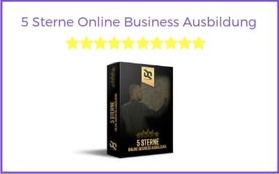 5 sterne online business ausbildung erfahrungen