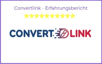 Convertlink Erfahrungen – Marketing Minds – Alle Infos