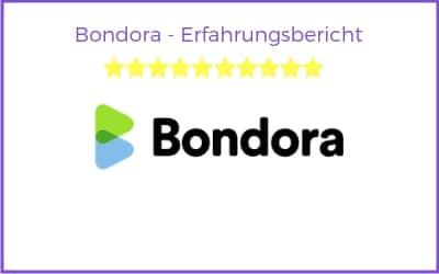 Bondora Erfahrungen- Die sicherste P2P Plattform?