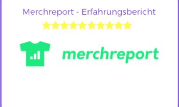 Merchreport Erfahrungen – Amazon MBA Keyword Tool