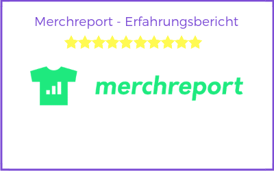 Merchreport Erfahrungen – Amazon MBA Keyword Tool