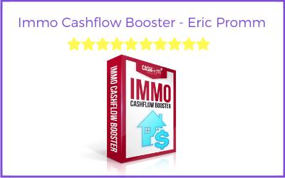 Immo Cashflow Booster Erfahrungen – Immobilien Kurs von Eric Promm