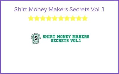 Shirt Money Makers Secrets Vol. 1 Erfahrungen – Felix Schuldt