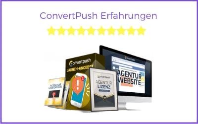 convertpush erfahrungen converttools