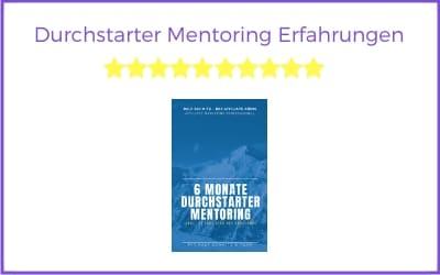 durchstarter mentoring 2020 erfahrungen ralf schmitz