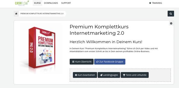 premium komplettkurs internetmarketing eric promm