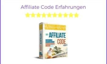 Affiliate Code Erfahrungen – Vom Affiliate König Ralf Schmitz