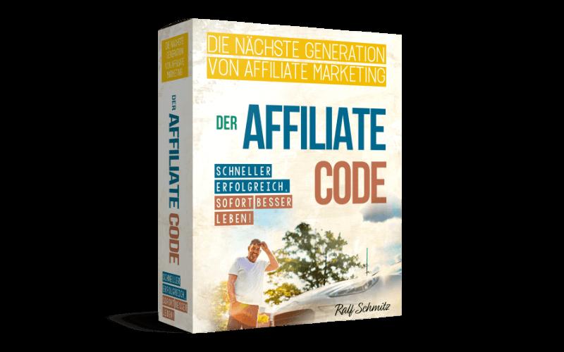 affiliate code erfahrungen ralf schmitz