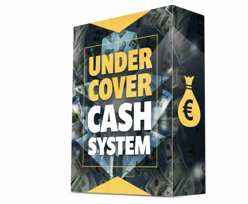 undercover cash system affiliate marketing