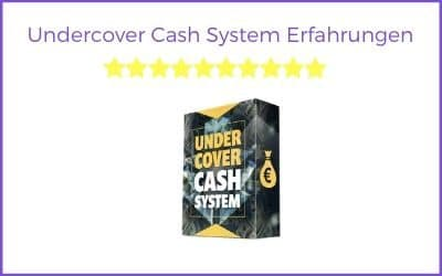 Undercover Cash System – Sven und Tommy – MarketingMinds