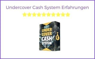 undercover cash system erfahrungen tommy und sven
